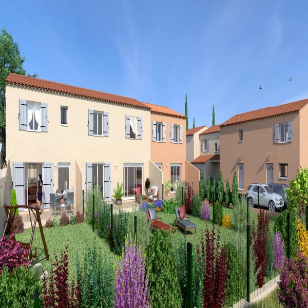 Programme neuf Maison Carpentras 84200